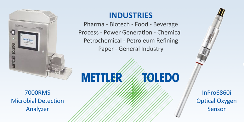 Mettler Toldedo Products
