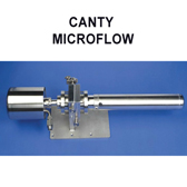 Canty MicroFlow Particle Sizing System
