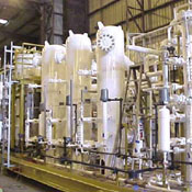 Burgess-Manning Vertical Gas Separators