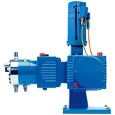 LEWA Mechatronic Systems LEWA intellidrive Pumps