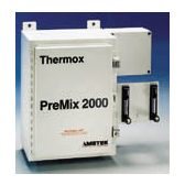 Thermox Analyzers for Combustion Premix Burner Stations