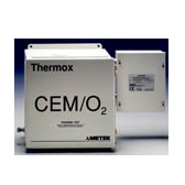 Thermox Component Wet/O<sub>2</sub>  Analyzers for CEM Systems Integration